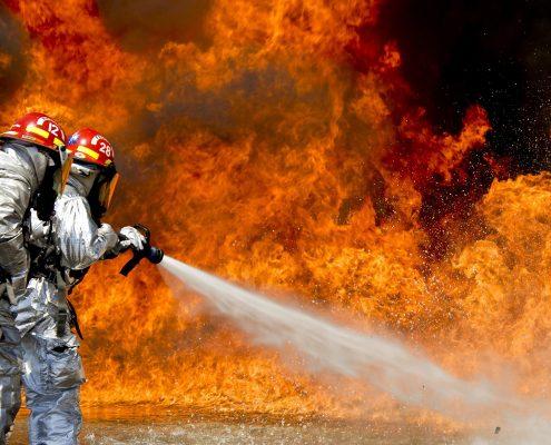 Class B Fire